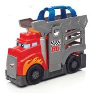 Mega Bloks wyścigówka ciężarowa First Build