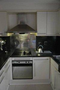 Biała Kuchnia Do Zabudowy W Kształcie Litery U 6567335419