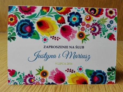 Zaproszenia ślubne Kielce W Oficjalnym Archiwum Allegro Archiwum Ofert
