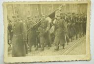 15. Wojsko polskie Wyzwolenie DEFILADA Sztandar