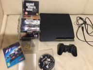 Sony PlayStation 3 + Pad + 11 GIER ! 320GB ! PS3