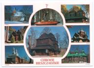 BIESZCZADY - RÓWNIA - ŁOPIENKA - SMOLNIK - CERKIEW