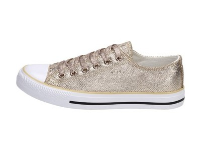Złote trampki damskie buty VICES KA8 37 r38