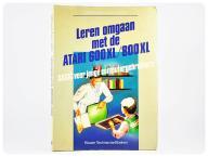 książka LEREN OMGAAN MET DE ATARI 600XL/800XL