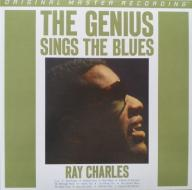 Ray Charles The Genius Sings The Blues LP
