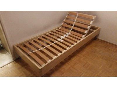łóżko Pojedyncze Ikea 200 X 90 Super Okazja