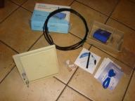 Zestaw WiFi Aneta 14dBi + AirLive Ovislink 5450