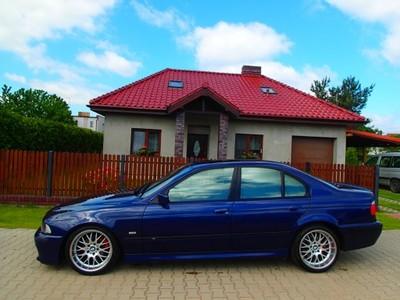 Bmw E39 M Pakiet V8 Manual Sprowadzona Wydech M5 6859770436 Oficjalne Archiwum Allegro