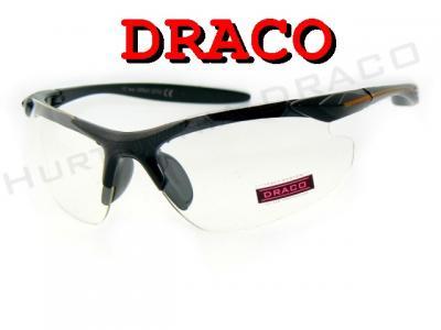 Przeźroczyste okulary dla turystów pieszych z UV
