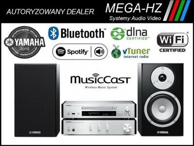 Yamaha Piano Craft MCR-N670D +słuchawki BT gratis