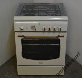 Kuchnia Gazowa Hotpoint Ariston Retro 6106086687