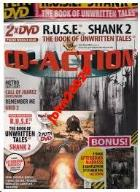 CD ACTION 7-2013,MAGAZYN+DVD GRY