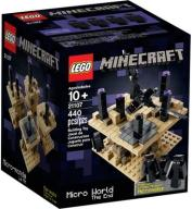 LEGO MINECRAFT 21107 The End / NOWY / 24h