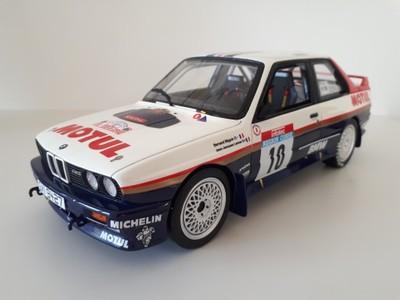 1:18 BMW M3 E30 Gr A TDC 87 Rotmans OTTO Nowy - 6900900529