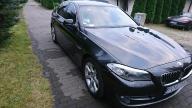 BMW 530d 2010/2011 Bezwypadkowy Salon Polska, Pryw