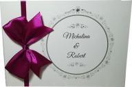 Zaproszenie ślubne, ślub, wesele, wzór KG09