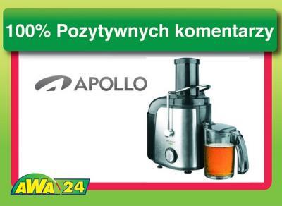 SOKOWIRÓWKA Apollo Vitale Silver MOC 700 W INOX