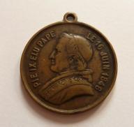 Medal papieski. Pius IX 1878 r. (518)