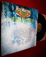 RICK WAKEMAN-JOURNEY TO THE CENTRE OF THE EARTH LP