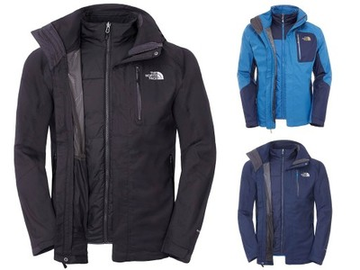 Kurtka 3 w 1 THE NORTH FACE Zenith Triclimate XL