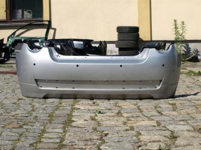 Chevrolet Aveo 09- zderzak tylny tył