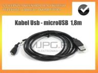 KABEL MICRO USB MICROUSB DO TABLETU TABLETA TEL