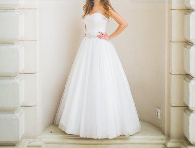 4cadbe8768 Piękna Suknia ślubna Agnes R34 6473667600 Oficjalne Archiwum