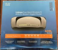 MODEM - ROUTER LINKSYS CISCO WAG320N