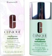 CLINIQUE REDNESS SOLUTIONS 03 CALMING IVORY 30ML