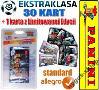 KARTY EKSTRAKLASA 20013/2014 PIŁKA NOŻNA 30 KART