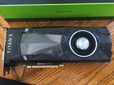 Nvidia Titan X Pascal Gwarancja 6785319115 Oficjalne Archiwum Allegro