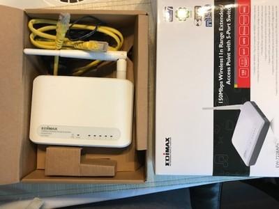 Edimax EW-7228APn Access Point