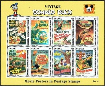 Bajki Disney Miki I Donald Stare Plakaty Filmowe 4
