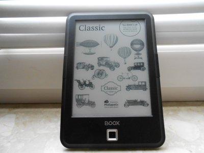 Czytnik e-book Onyx Boox C67S Classic 6 cali