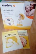Laktator elektryczny MEDELA Mini Electric + gratis