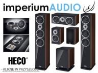 HECO MUSIC STYLE 900 200 Center SUB25A 5.1 PROMO