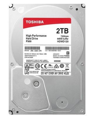 DYSK 2TB_ 7200RP 64MB_SATA3 _ TOSHIBA P300 _ WYPRZ