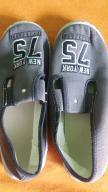 Buty kapcie na gumke bez sznurowadeł 35 Licytuj