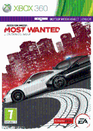 NEED FOR SPEED MOST WANTED  XBOX 360 IMPULS