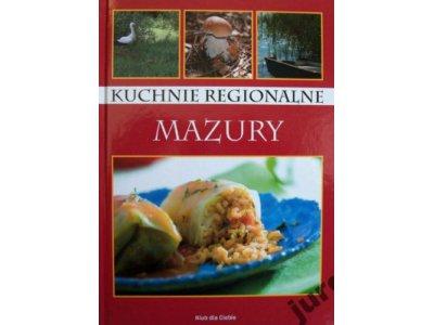 Kuchnie Regionalne Mazury Magdalena Hańska 6066711035