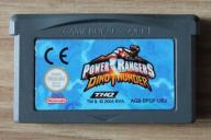 Gra Gameboy Advance POWER RANGERS Dino Thunder BCM