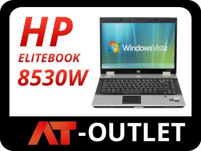 Laptop HP ELITEBOOK 8530W 15.4'' WIN XP NVIDIA FV