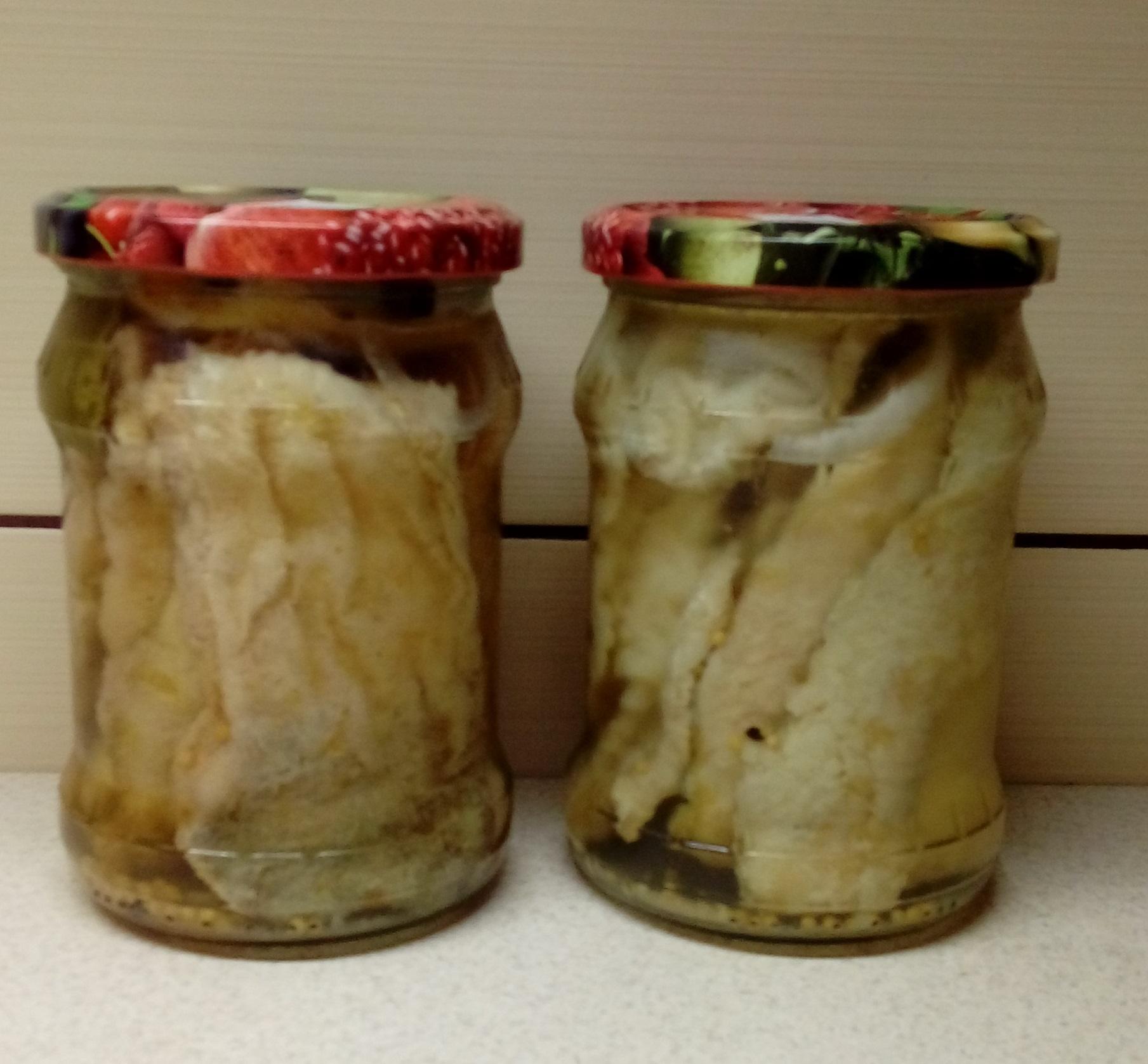 LESZCZ (filety) w zalewie octowej zestaw 2x550 ml.
