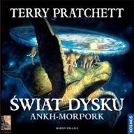 Świat Dysku - Ankh Morpork PL UNIKAT
