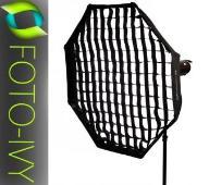 Profesjonalny softbox 50X70cm na świetlówki 4x E27