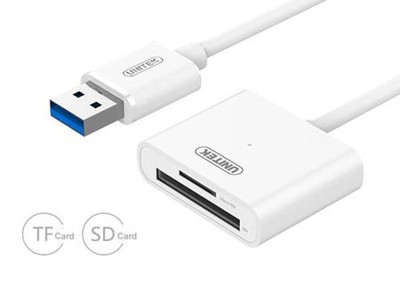 czytnik USB 3.0 SD / micro SD Unitek Y-9321