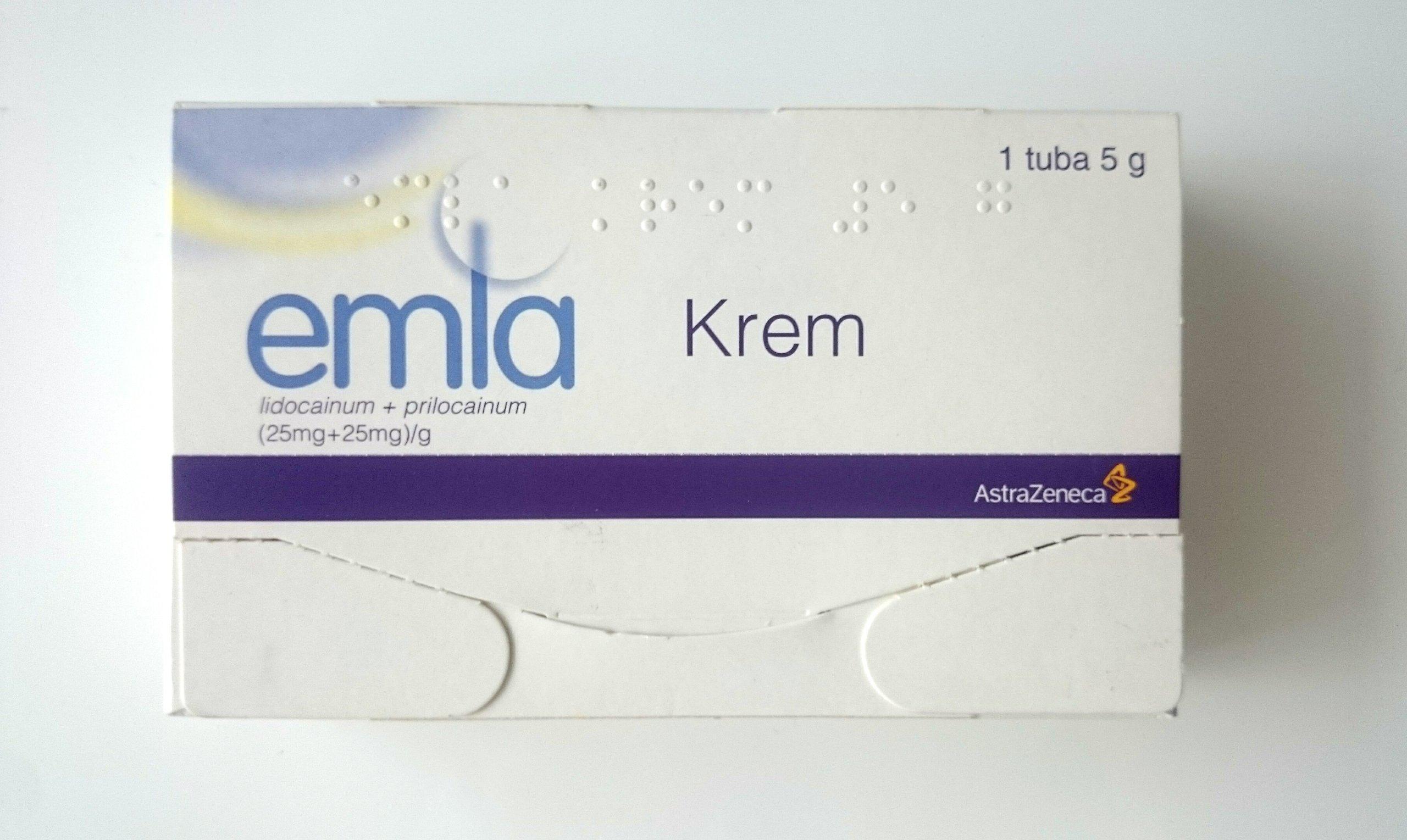 Emla Krem