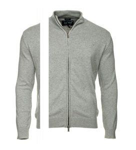 ARMANI JEANS cardigan męski S11 sweter XL