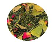 Herbata zielona - Ginkgo Japońska Wiśnia 50g