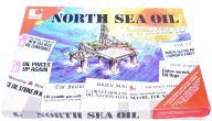 5053-63 .OMNIA. k#z GRA STRATEGICZNA NORTH SEA OIL